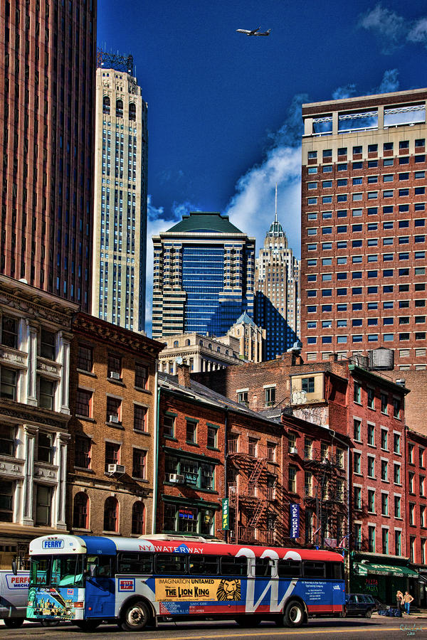 Water Street Photograph  - Water Street Fine Art Print