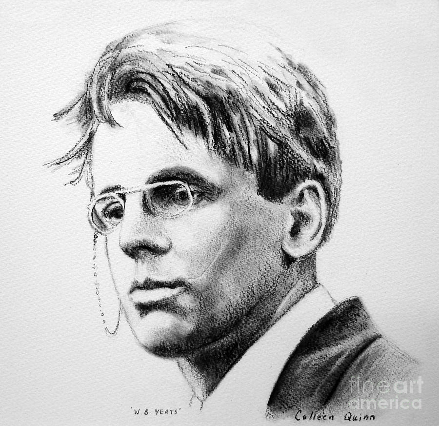 In 1865 on this day William Butler Yeats the voice of twentieth century Irish nationalism was born in Sandymount, County Dublin.
