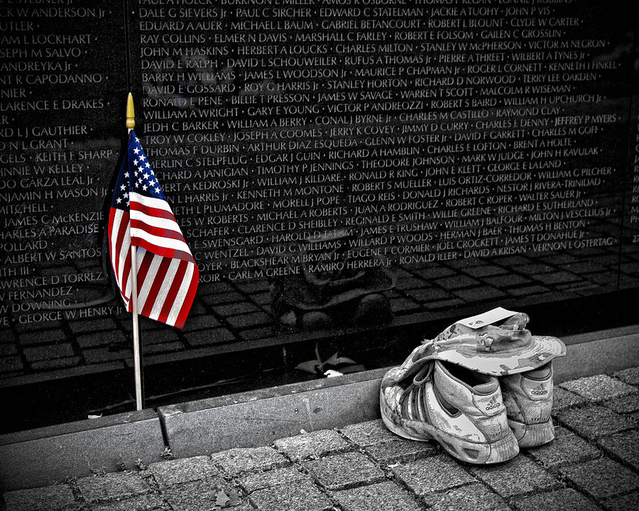 We Will Never Forget Them... Photograph  - We Will Never Forget Them... Fine Art Print