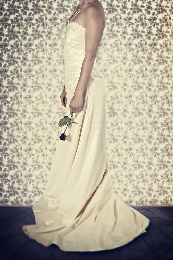Wedding Dress Photograph