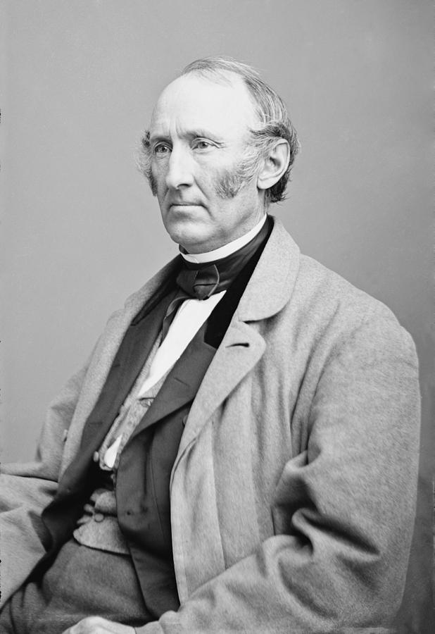 Wendell Phillips 1822-1884, American Photograph