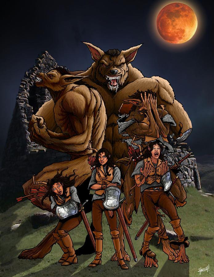 Hemlock Grove Werewolf Werewolf Transformatio...