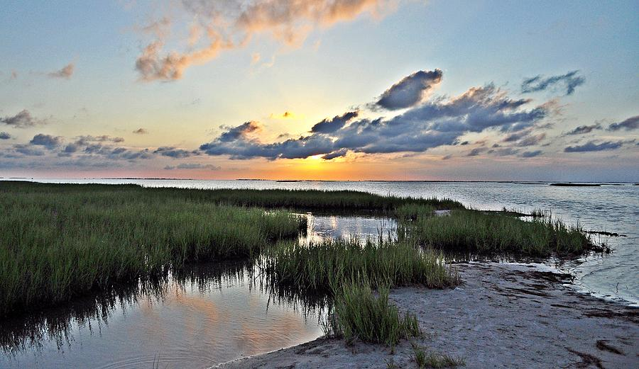 West Bay Sunset Photograph