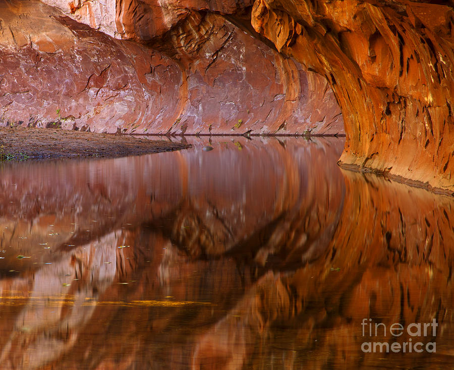 West Fork Illusion Photograph