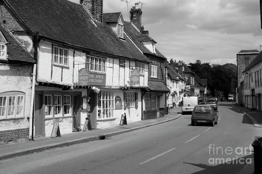 West Wycombe Photograph  - West Wycombe Fine Art Print