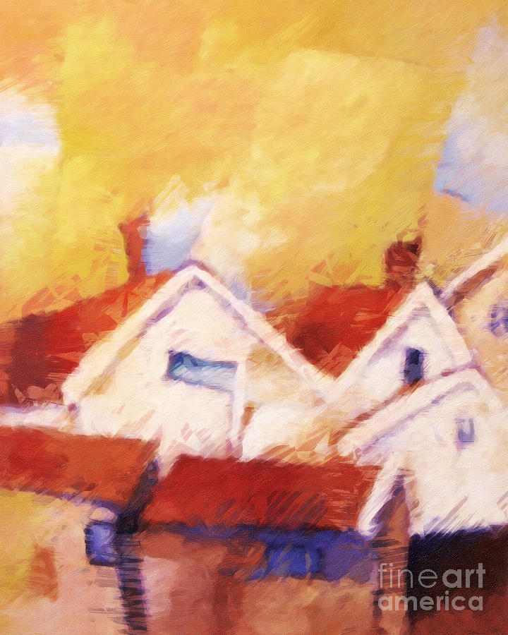 Westcoast Sweden Painting