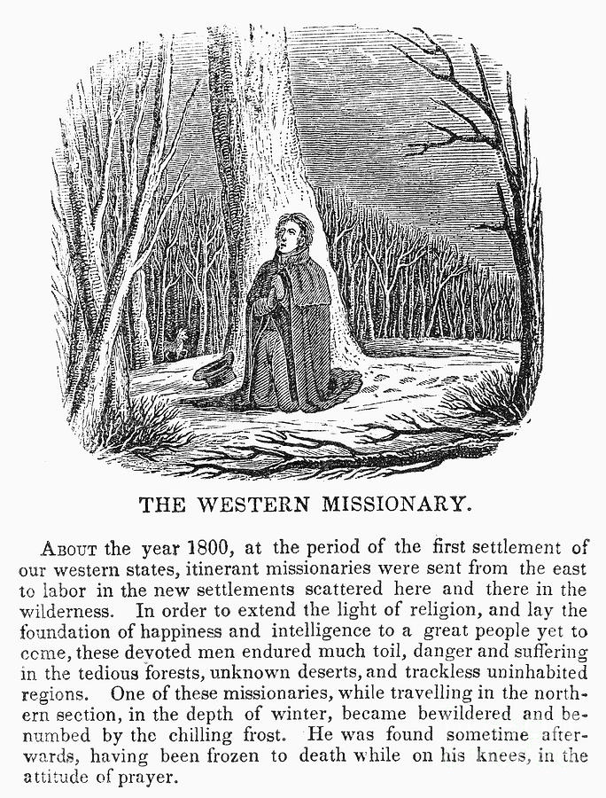 Western Missionary Photograph