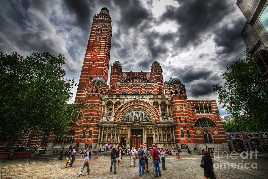 Westminster Cathedral Photograph