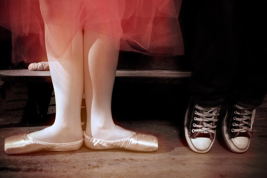 Ballet Photograph - What A Pair by Jeanne Sheridan