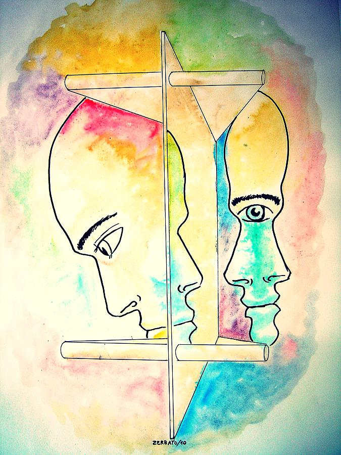 What I Have In Me Reflected In You  What Painting