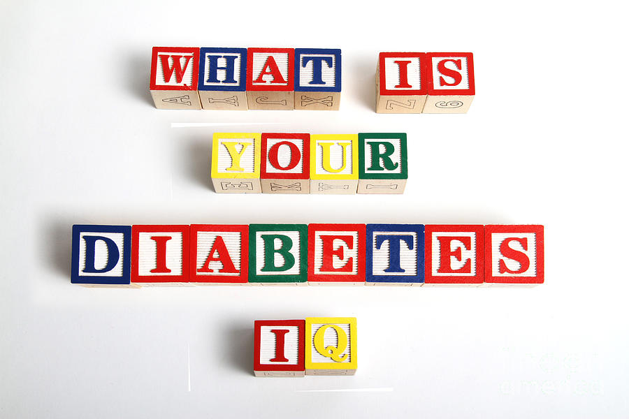 What Is Your Diabetes Iq Photograph