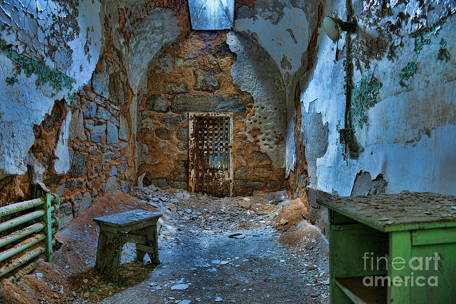 What Lies Behind The Door Photograph  - What Lies Behind The Door Fine Art Print
