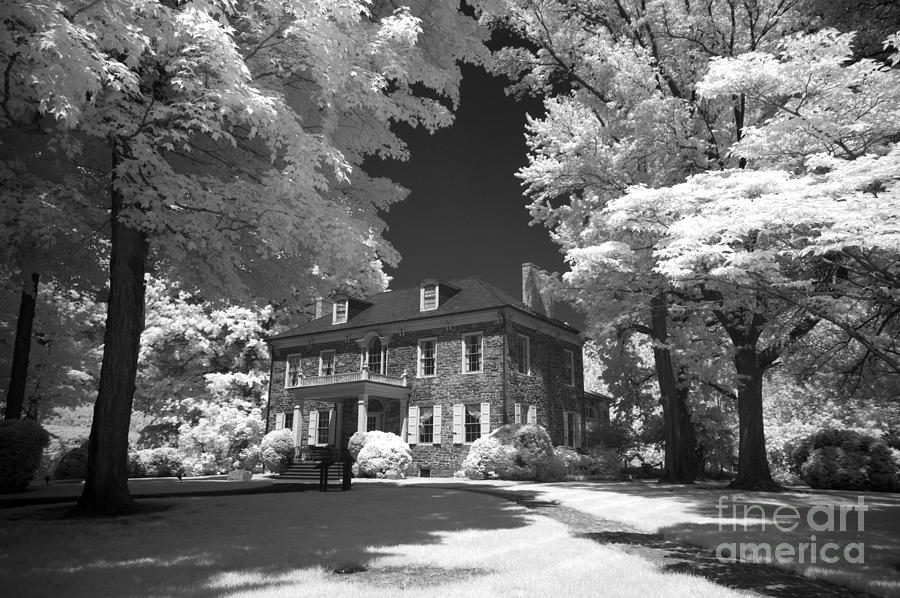 Wheatland - James Buchanans Home Photograph  - Wheatland - James Buchanans Home Fine Art Print