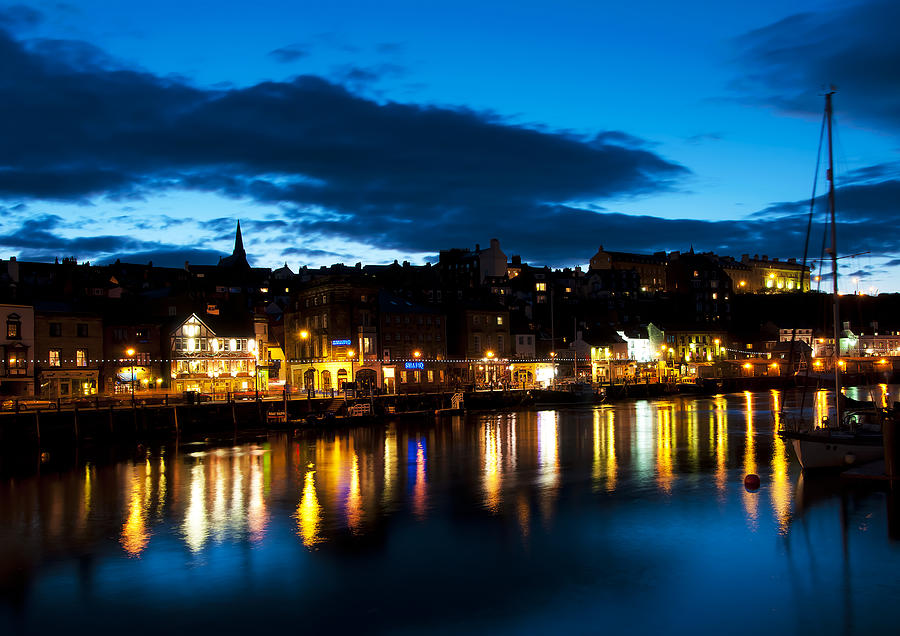 Whitby Eve Photograph  - Whitby Eve Fine Art Print