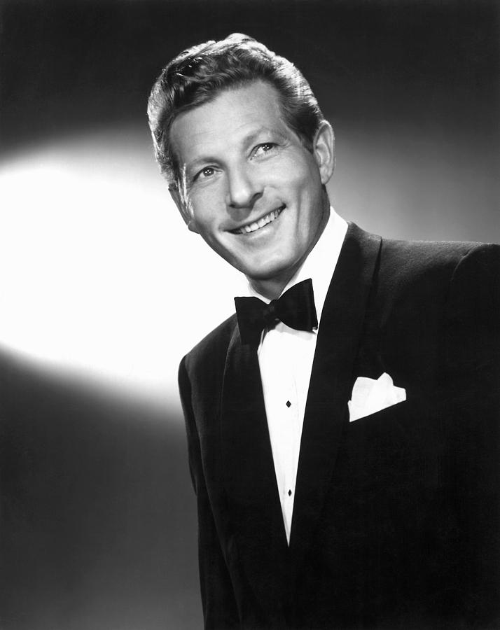 White Christmas, Danny Kaye, 1954 Photograph