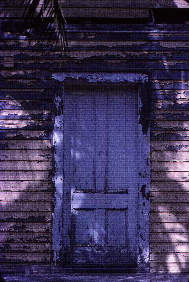 White Door Photograph