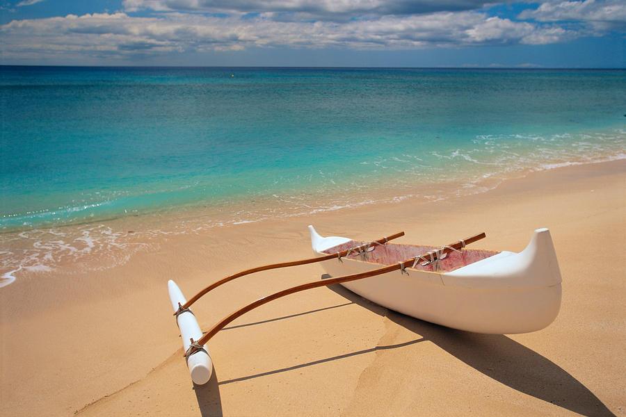 Hawaiian Outrigger Canoe Plans