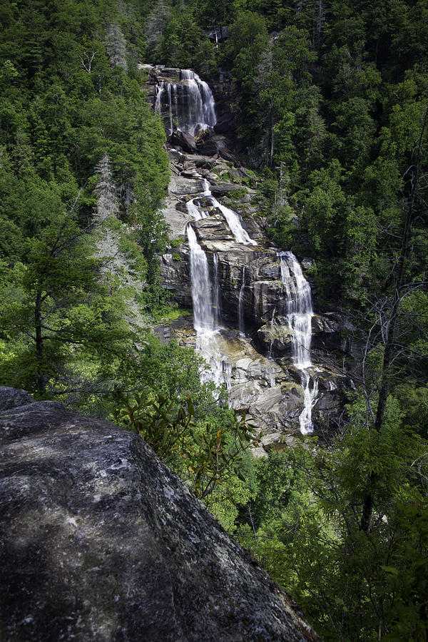 Whitewater Falls Photograph