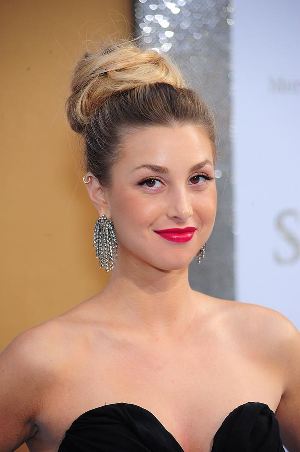 Whitney Port Photograph - Whitney Port At Arrivals For Sex And by Everett