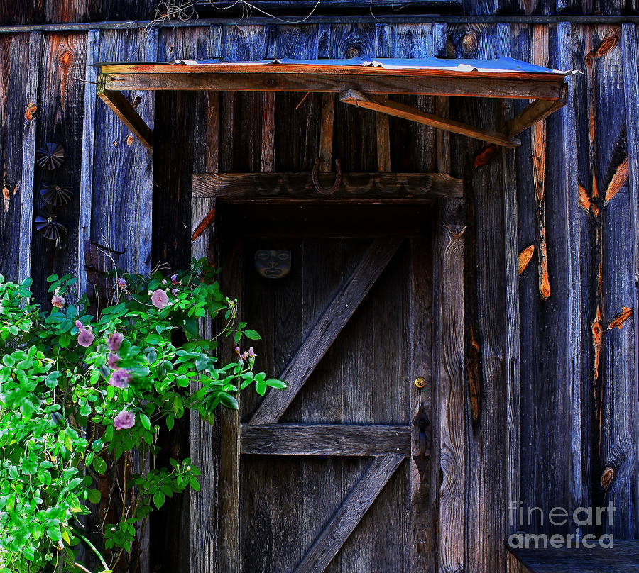 Who Is Living Here Photograph