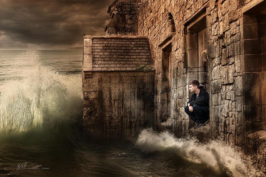 Alone Photograph - Wilderness by Svetlana Sewell