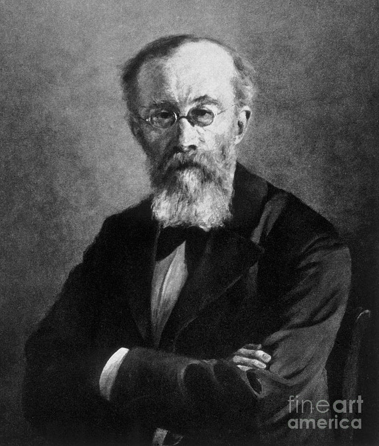 Wilhelm Wundt, German Psychologist