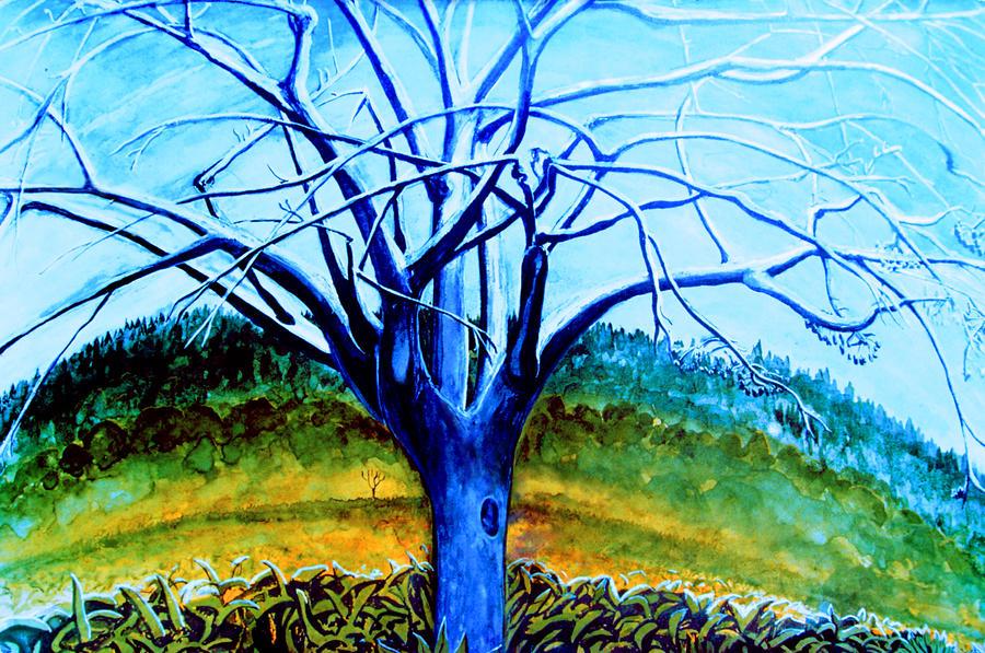 Wiliwili Painting