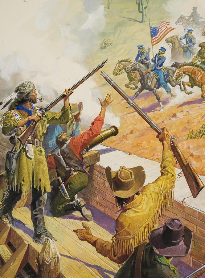 William Bent  Painting