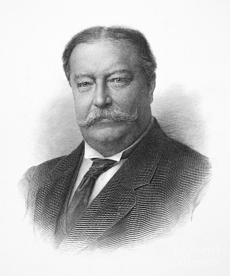 William H  Taft PhotographWilliam Taft
