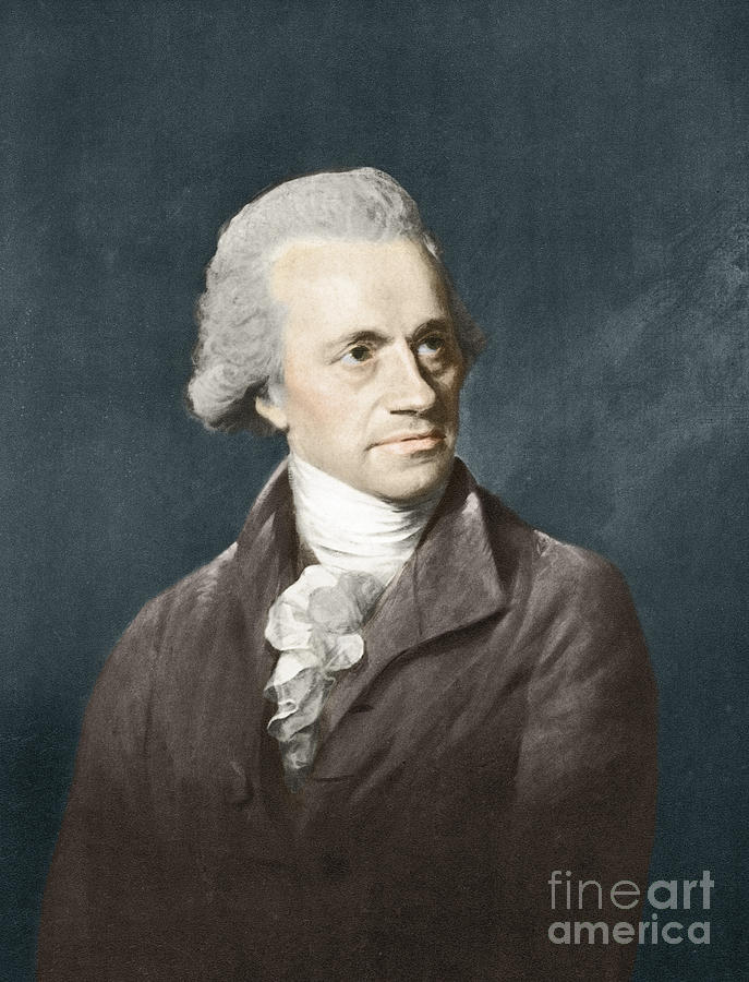 William Herschel, German Astronomer Photograph  - William Herschel, German Astronomer Fine Art Print