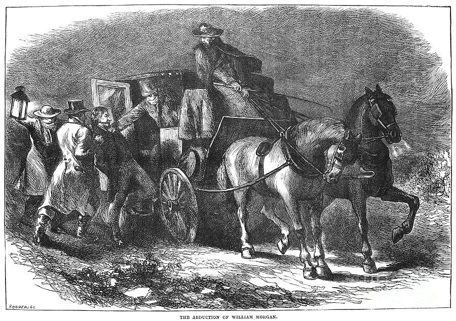 William Morgan (1774-1826) Photograph