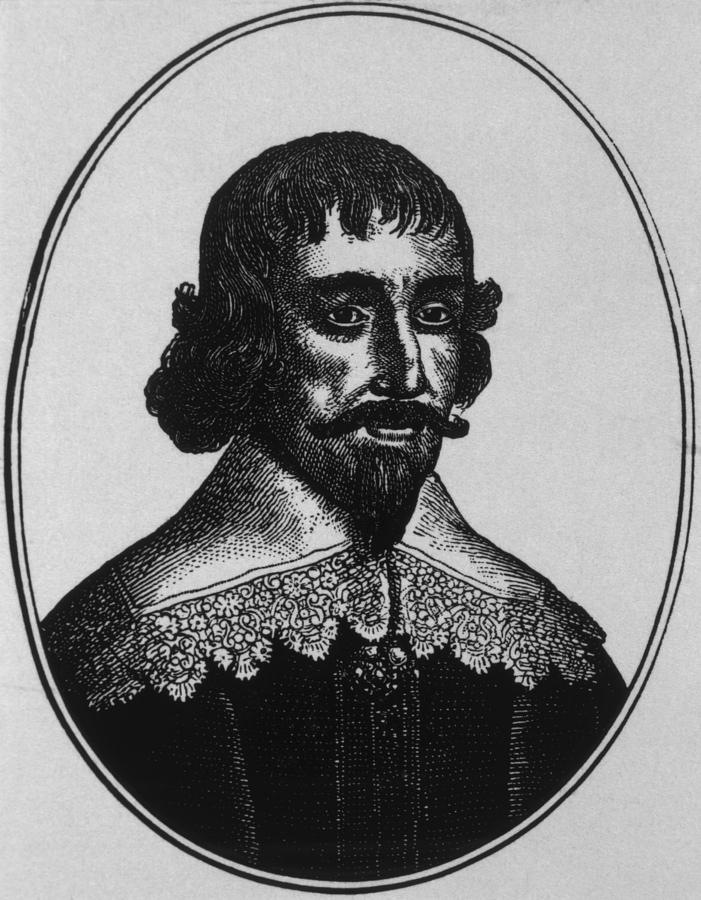 William Prynne 1600-1669 Photograph