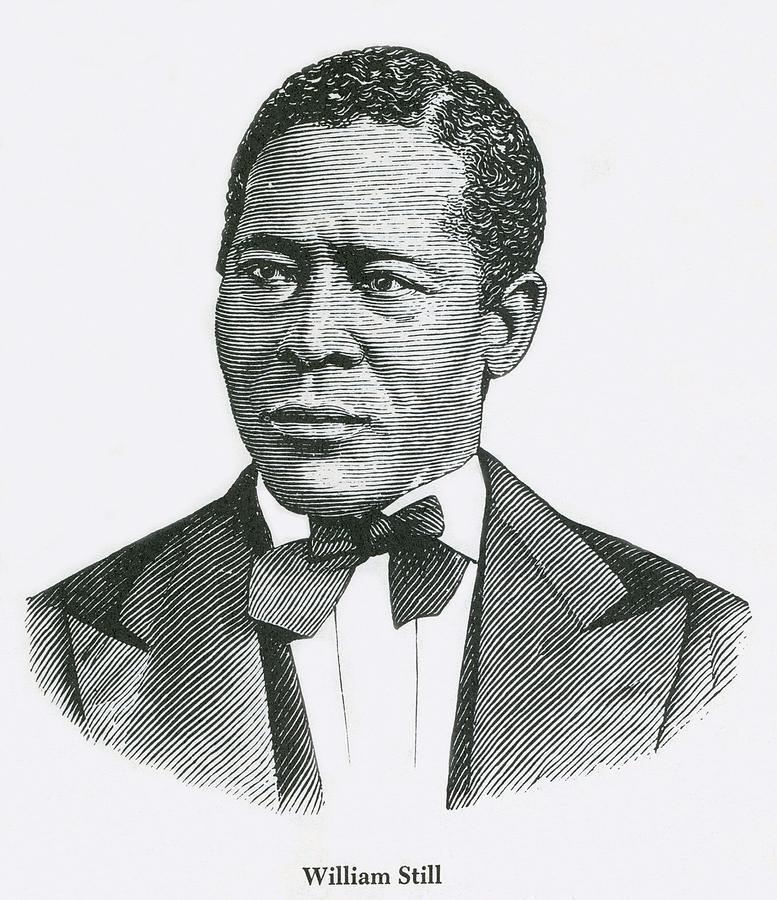 William Still 1819-1902 Was An Photograph