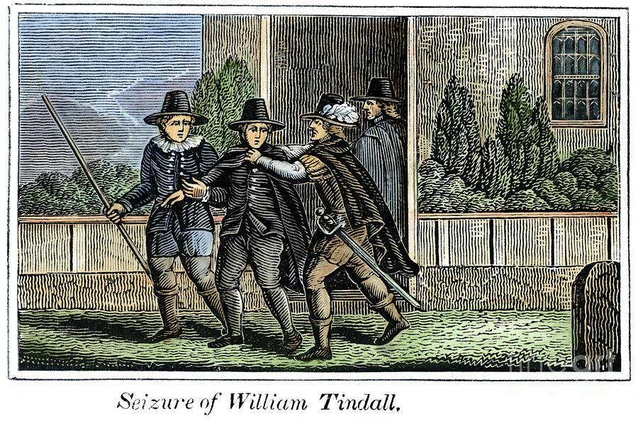 William Tyndale Photograph