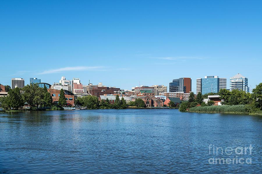 Wilmington Skyline Photograph
