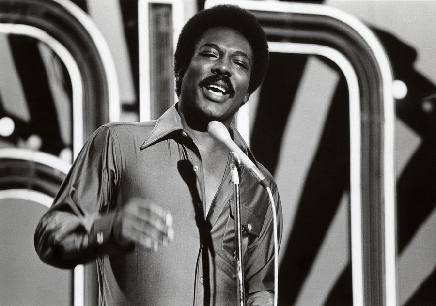 Wilson Pickett, 1976, Ccsu Photograph
