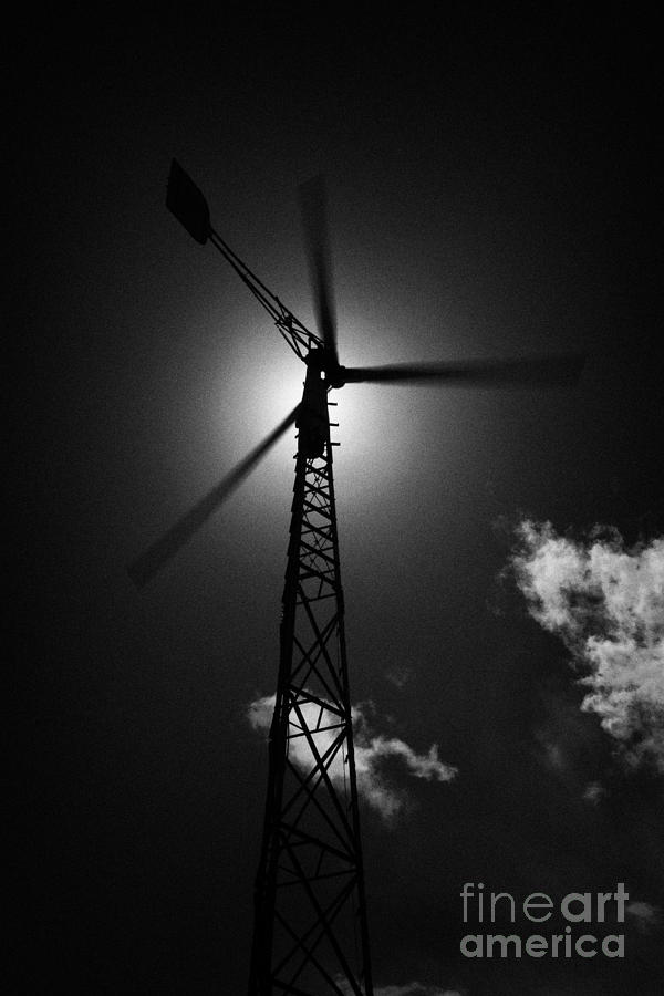 Wind Power Windmill Energy Photograph