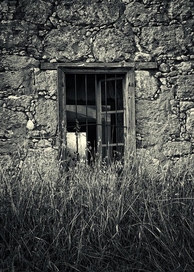 Window Of Memories Photograph