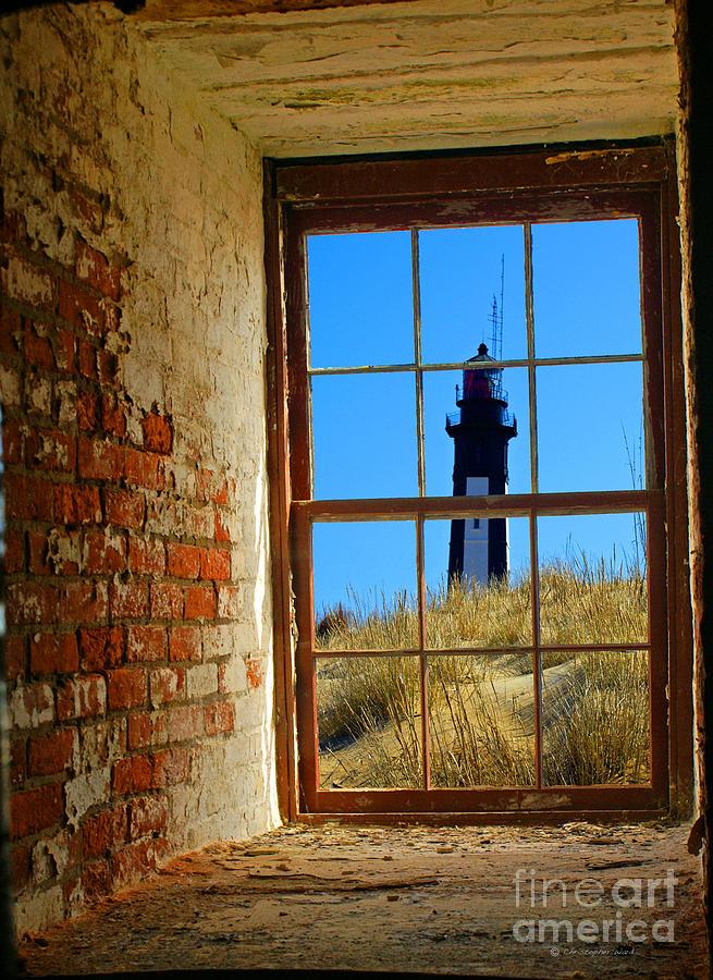 Window To Light  Photograph
