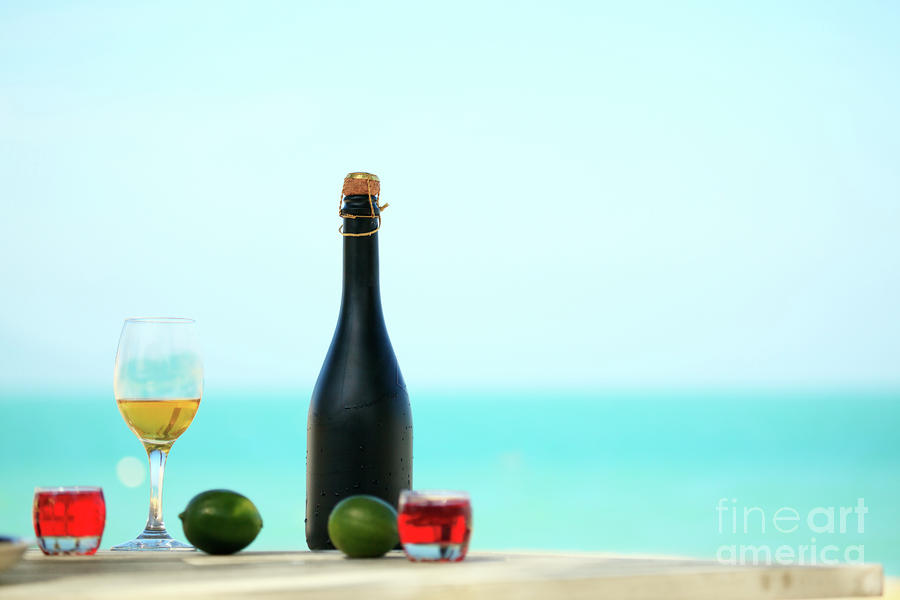 Wine  Photograph  - Wine  Fine Art Print