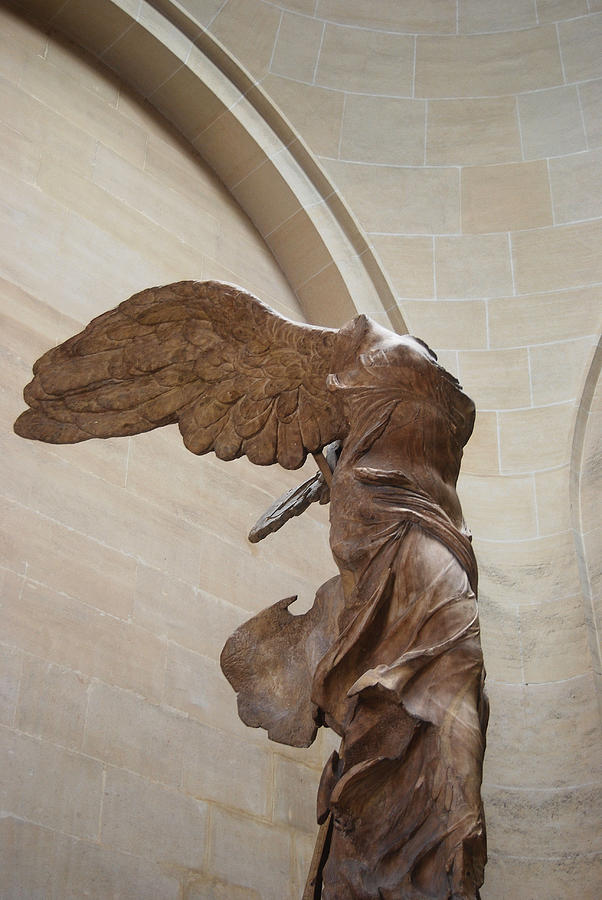 Winged Victory Photograph  - Winged Victory Fine Art Print
