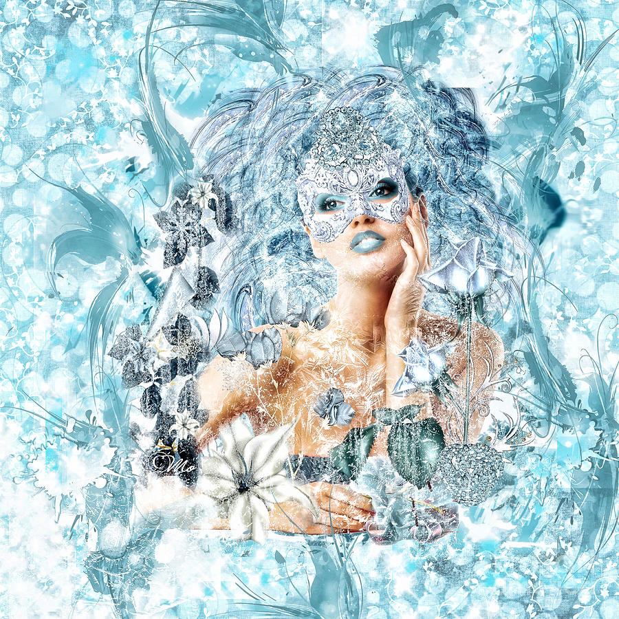 Winter Digital Art