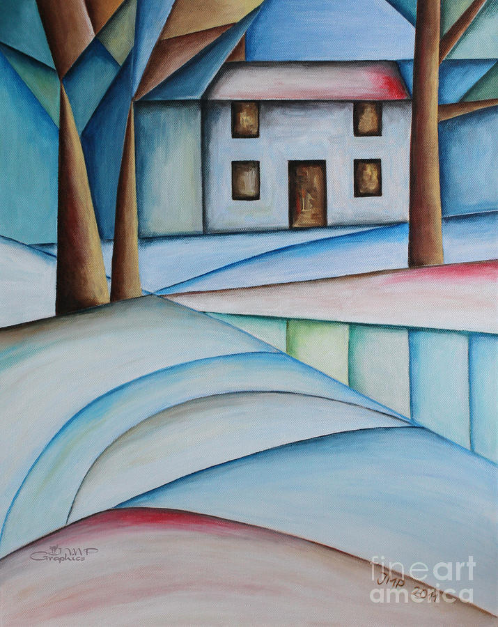 Wintertime Painting