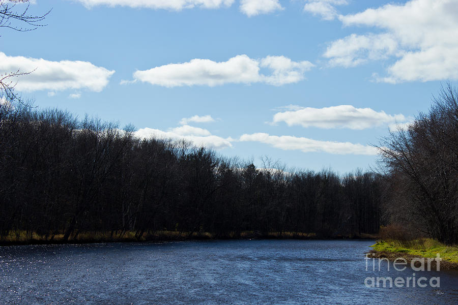Wisconsins Peshtigo River Photograph