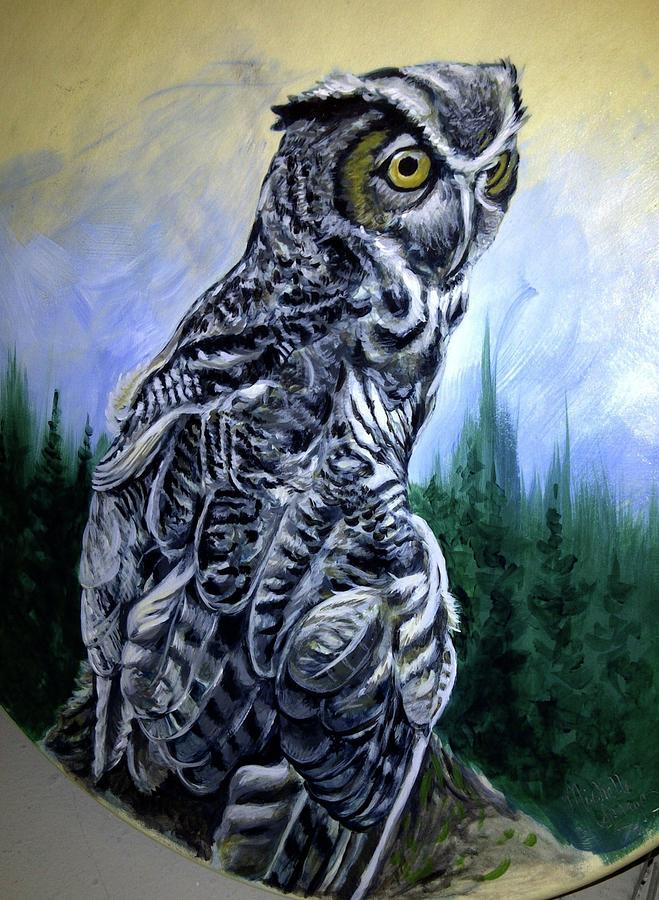 Wisdom Painting