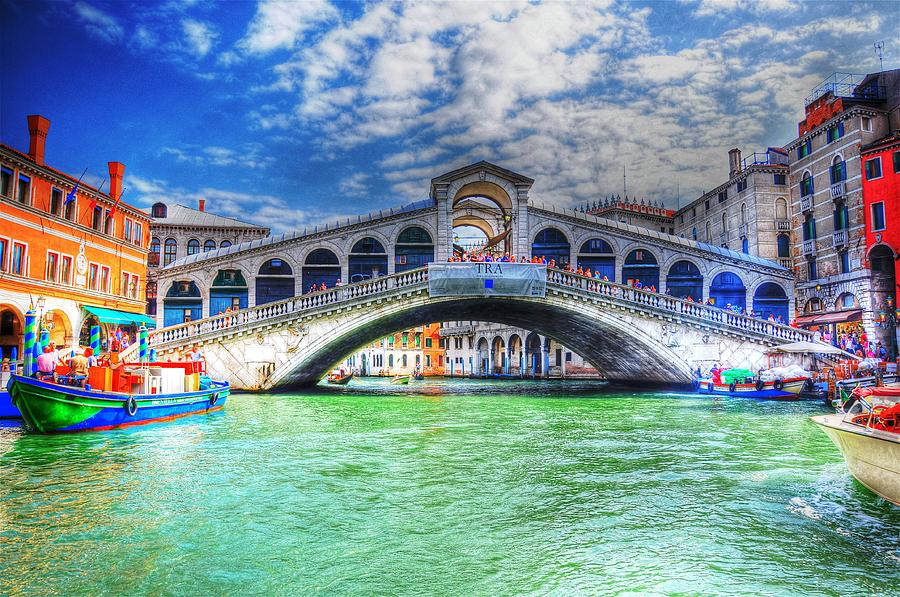 Woke Up In Venice Digital Art