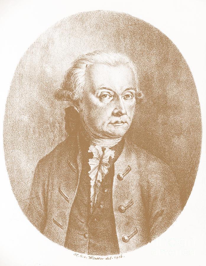 Wolfgang Amadeus Mozart, Austrian Photograph