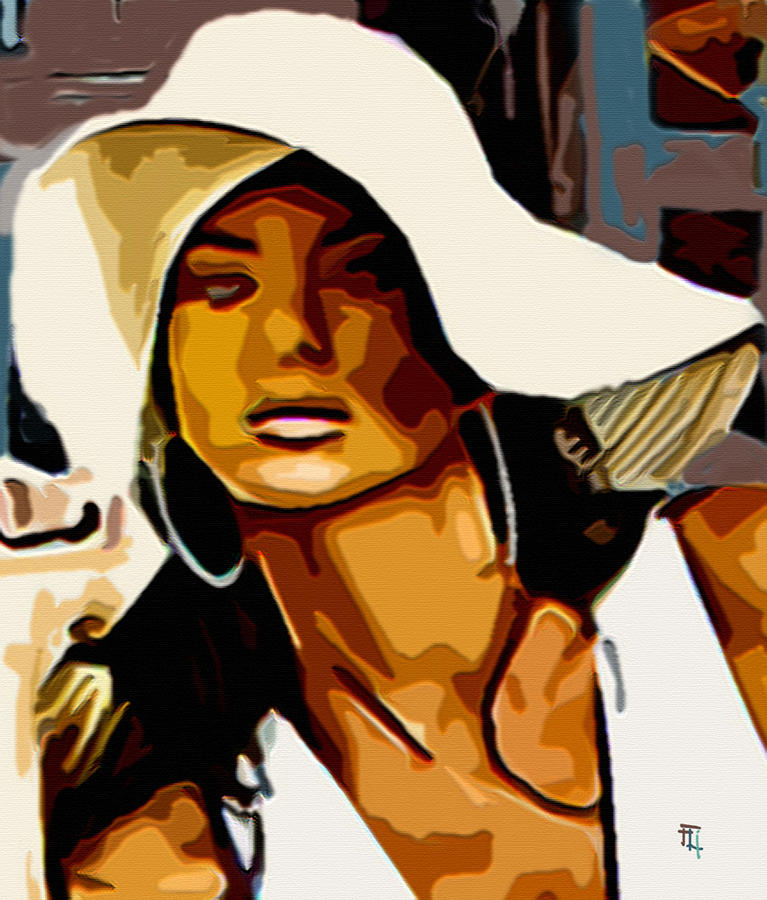Womans Essence 30 Digital Art