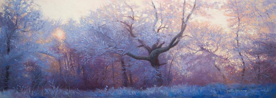 Portraits Painting - Wonderland by Jonathan Howe