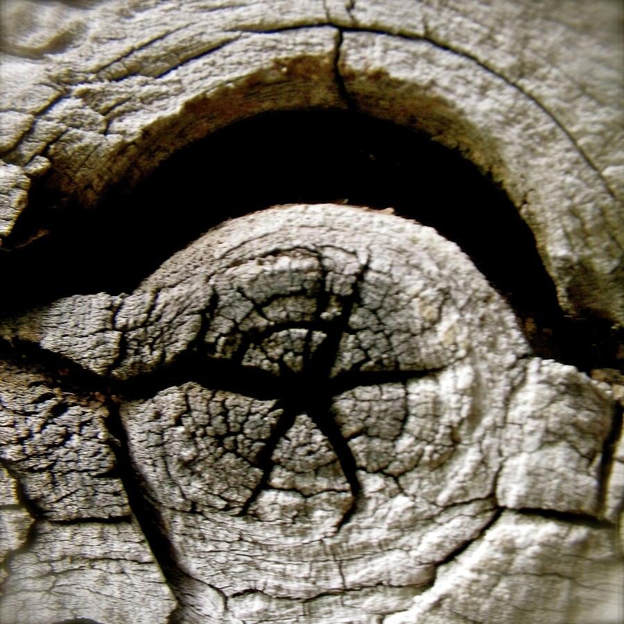 Wood Star Pyrography